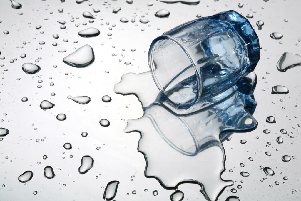 Kamera versichern - Wasserschaden