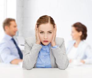 Ergonomie am Arbeitsplatz - Lärm