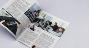 Mitarbeiterzeitung-Innenteil-Layout-Onlineprinters