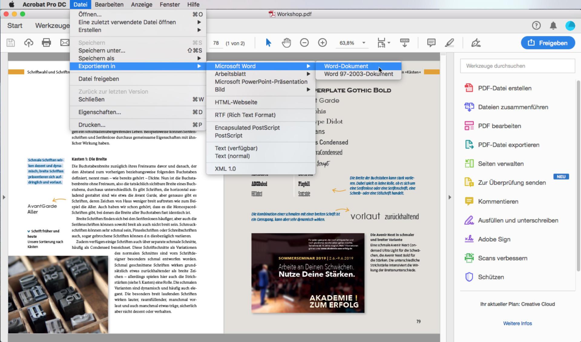 Pdf In Word Online Umwandeln