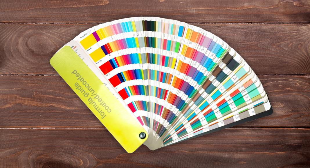 Sonderfarben Total Was Sie über Pantone Co Wissen Sollten