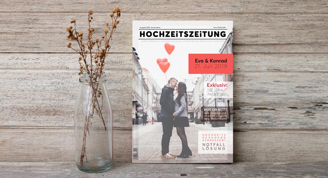 Hochzeitszeitung Ideen Und Inspiration Für Ein