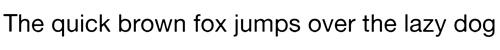 """Helvetica-Alternative """"Alte Haas Grotesk"""""""
