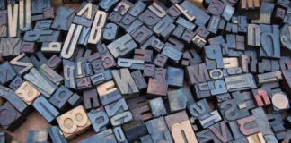 Helvetica Druckstanzplatten
