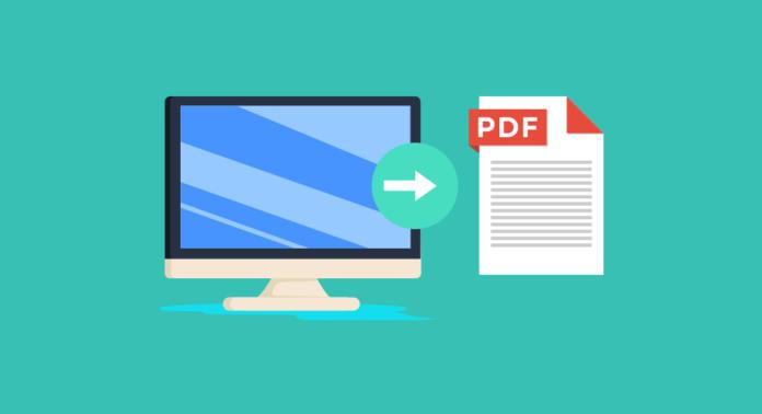 PDF erstellen