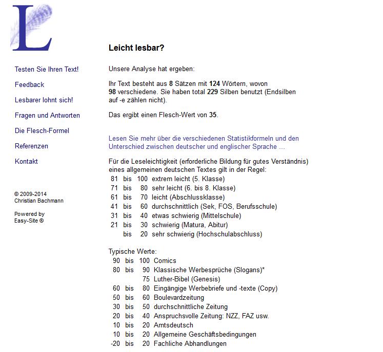 Textanalyse-Tools_Leichtlesbar