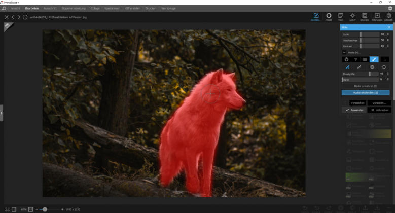 Photoshop_Alternativen_PhotoScapeX_lokale_Maskierung