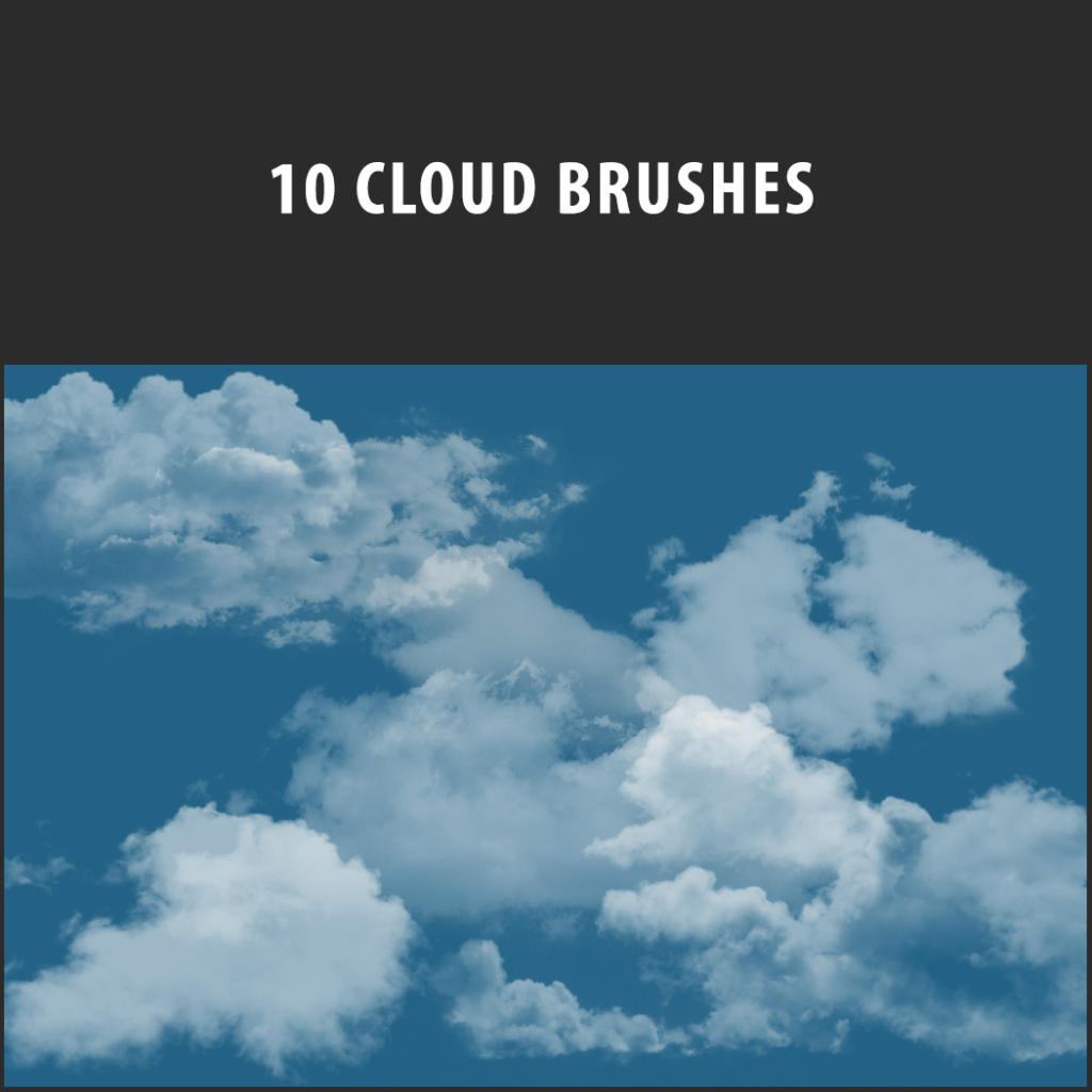 Kostenlose-Photoshop-Brushes_Clouds