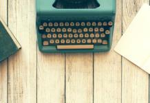 Schriftart_Schreibmaschine