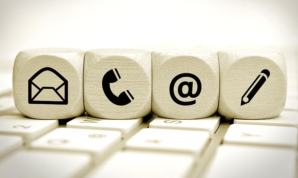 Kommunikationskanäle