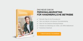 Whitepaper zum Thema Personalmarketing im Handwerk