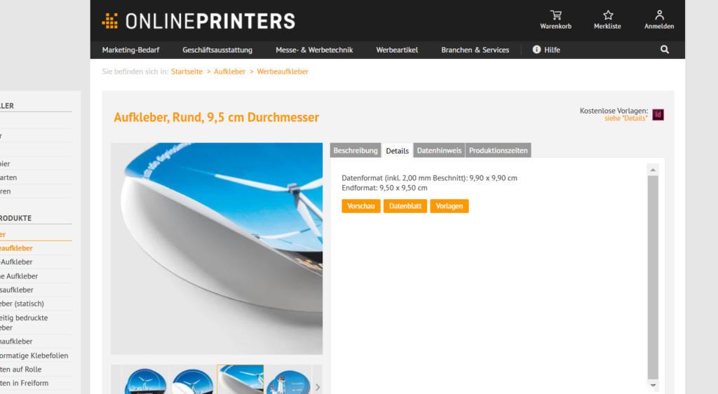 Onlineprinters_Aufkleber_Rund