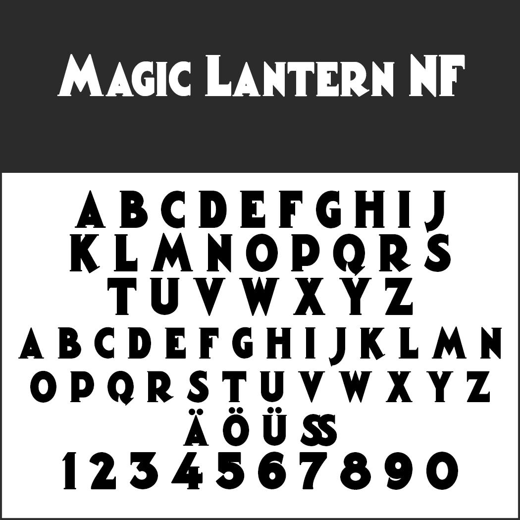 Magic Lantern NF