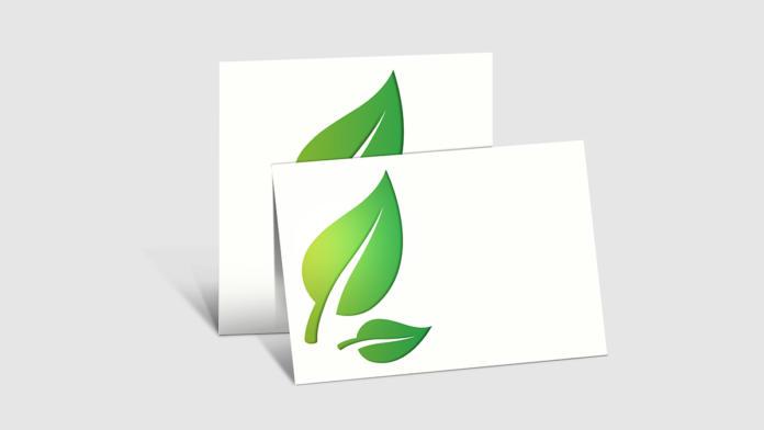 Postkarten aus Öko- & Naturpapier