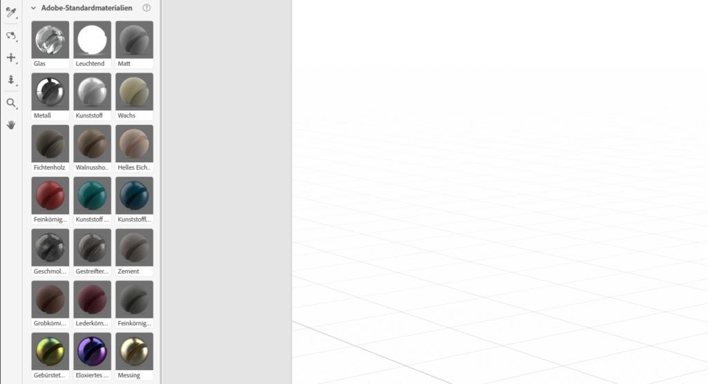 Materialien_Adobe-Dimension