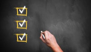 Checkliste für das Krisenmanagement