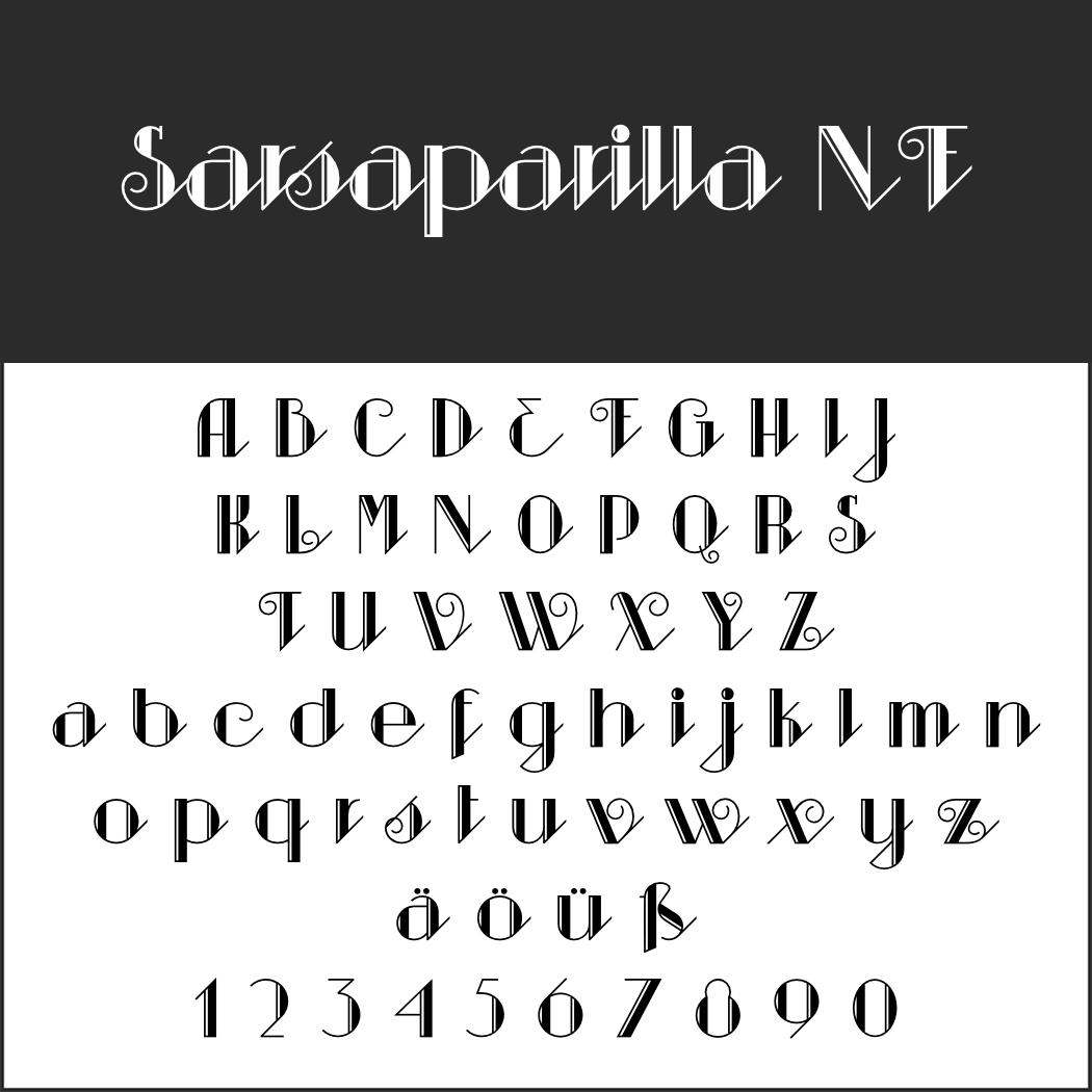 Spanische Schrift