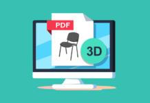 3D PDF öffnen