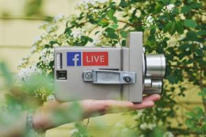 Influencer Marketing: Facebook Live